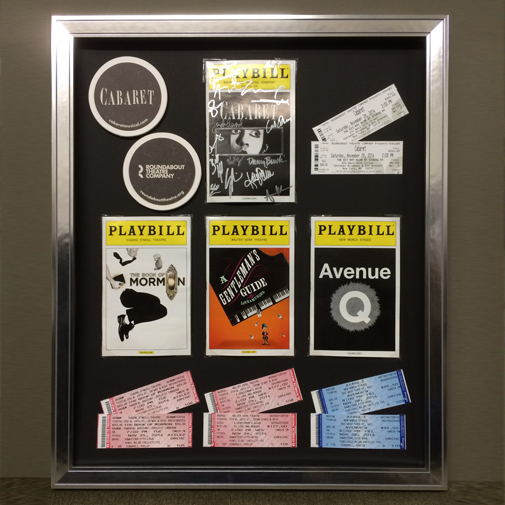 Creatively Framing and Preserving Memories from Concerts and Other ...